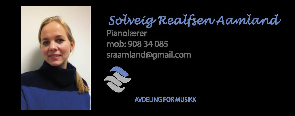 Solveig Aamland