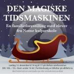 Plakat juleforestilling